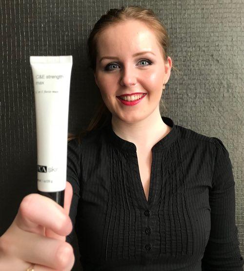 C&E Strenght Max Serum | PCA Skin Producten