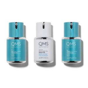 collagen system Sensitive 3 step | QMS