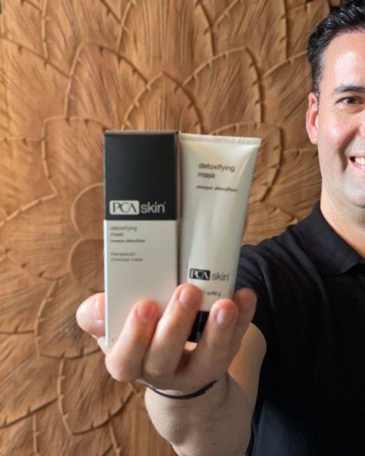 Detoxifying Mask | PCA Skin Masker Gezicht