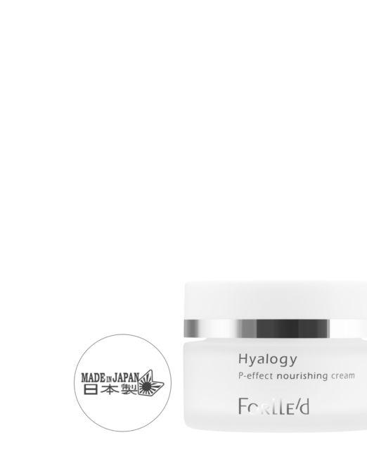Forlle'd Hyalogy P-effect Nourishing Cream   Huidinstituut Beauté