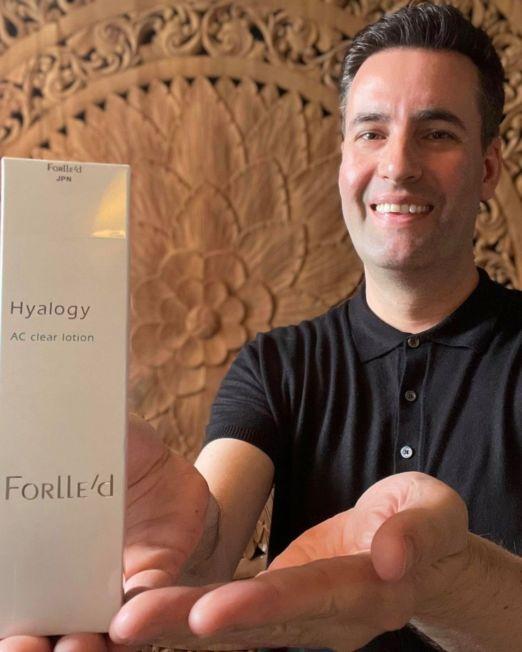 Forlle'd Hyalogy AC Clear Lotion | VERJONGJEHUID.NL