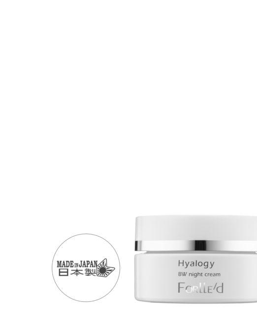 Forlle'd Hyalogy BW Night Cream | Huidinstituut Beauté