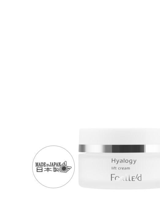 Forlle'd Hyalogy Lift Cream   Huidinstituut Beauté