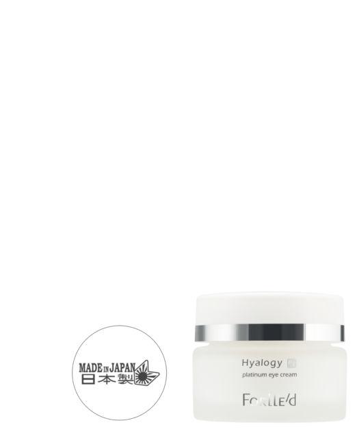 Forlle'd Hyalogy Platinum Eye Cream | Huidinstituut Beauté