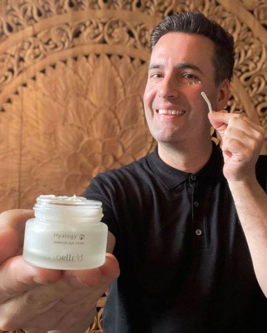 Forlle'd Hyalogy Platinum Eye Cream | VERJONGJEHUID.NL