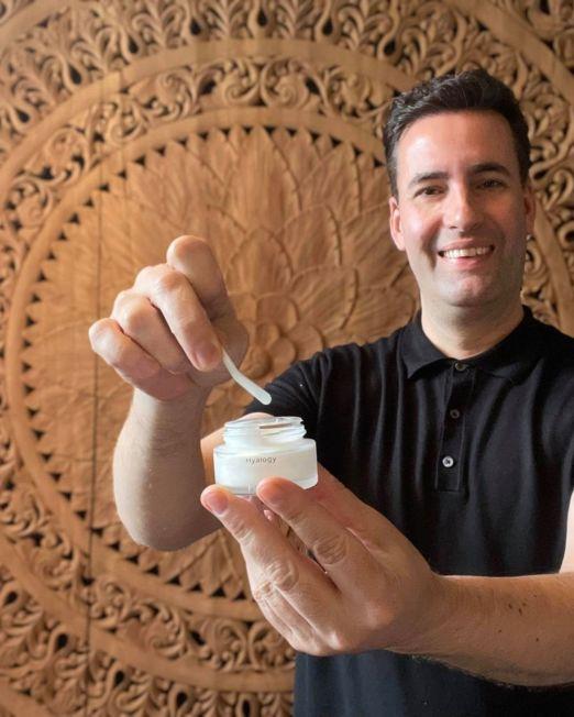 Forlle'd Hyalogy VCIP Cream | Verhelderende Gelcrème
