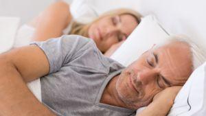 Slapen goed voor je huid